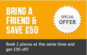 Bring A Friend & save £ 50